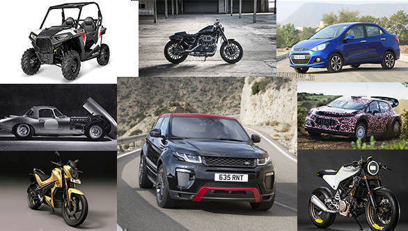 #ODRecap: Polaris recalled, HD Roadster unveiled, Tork T6X teaser and Husqvarna Vitpilen 250 in works