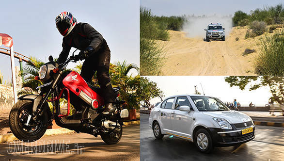 OVERDRIVE show this week: Honda Navi review, Ola Prime feature and 2016 Maruti Suzuki Desert Storm
