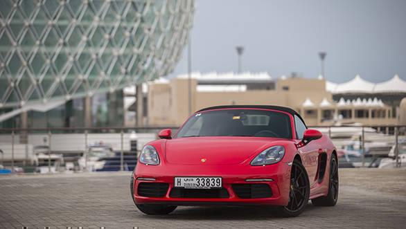 Porsche 718 Boxster (18)