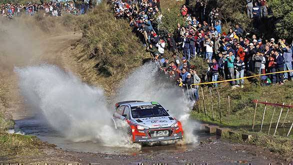 WRC 2016: Hayden Paddon claims Rally Argentina win for Hyundai