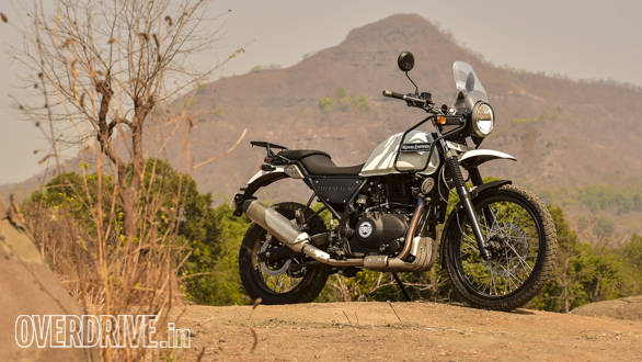 Image gallery: Royal Enfield Himalayan road test review