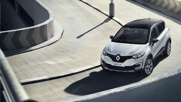 Renault Kaptur image gallery (2)