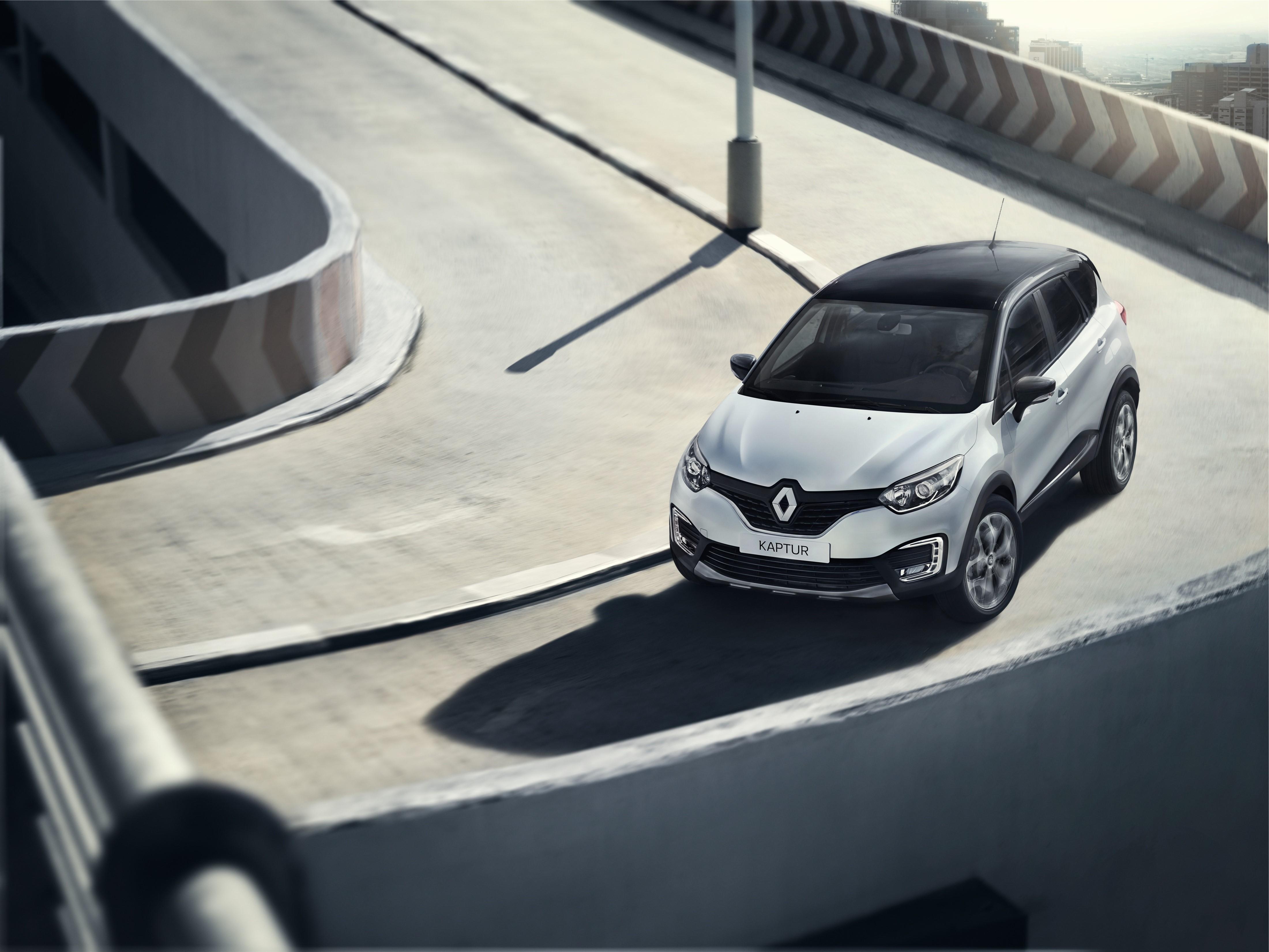 Renault Kaptur images (1)