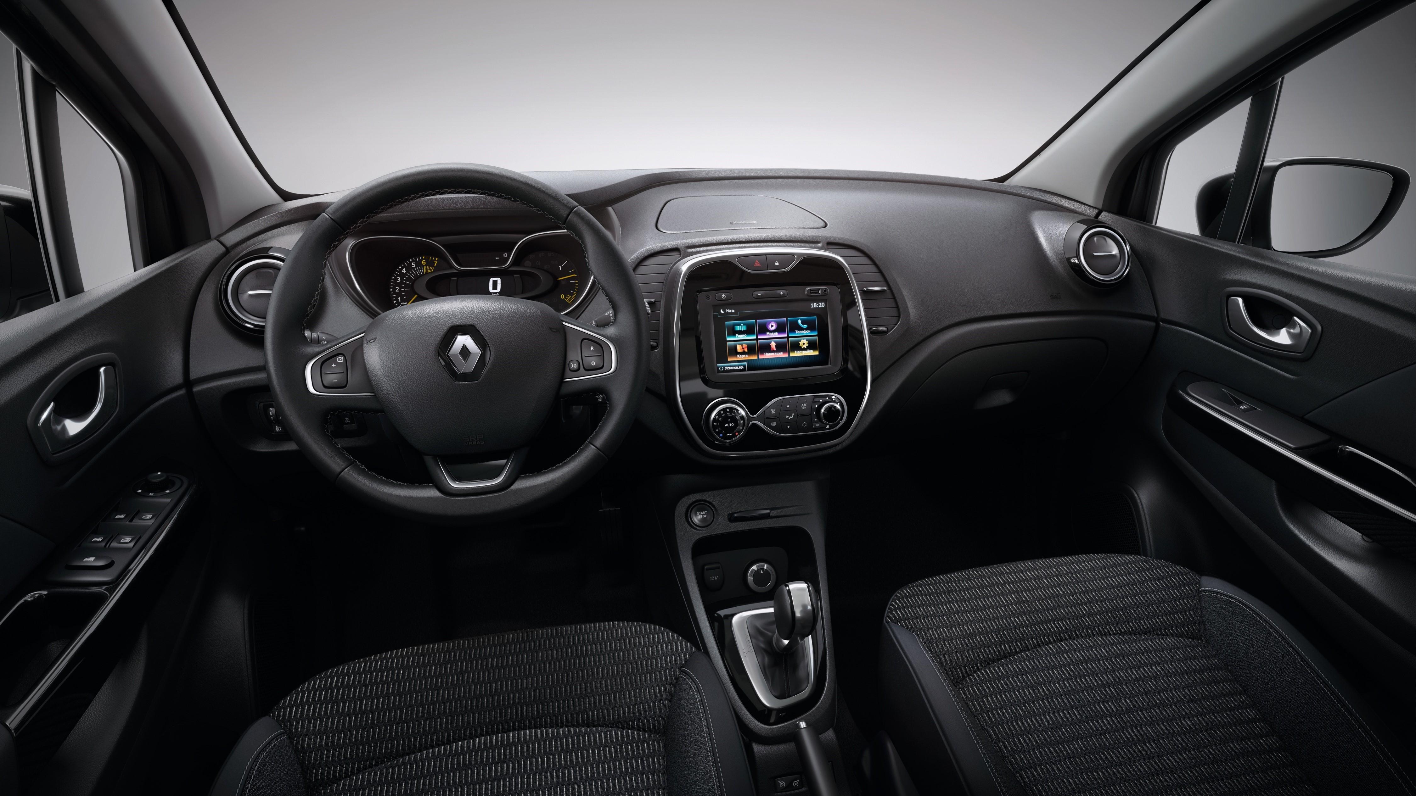 Renault Kaptur images (2)