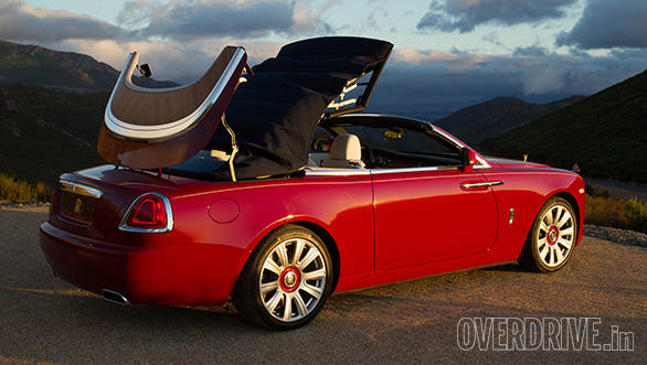 Rolls Royce Dawn (6)