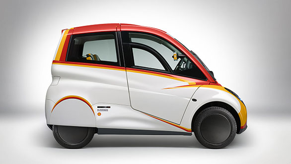 Shell Concept Car_Profile