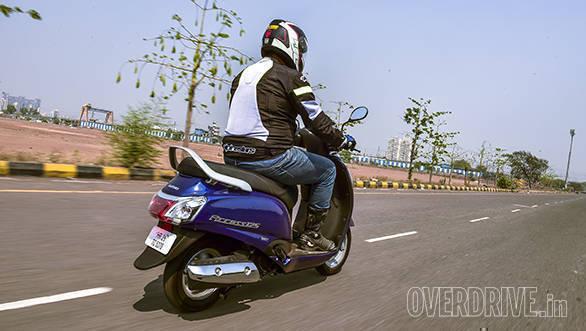 Suzuki Access 125 (2)