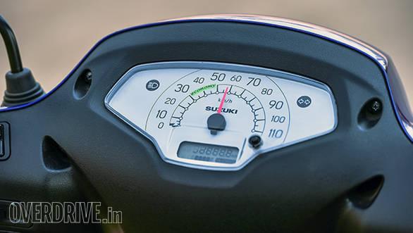 Suzuki Access 125 (4)