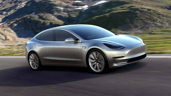 Tesla Model 3 production shut down temporarily