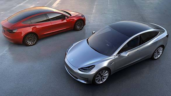 Tesla Model 3 electric car to go on sale from July 7 in the US