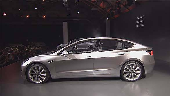 Tesla Model 3 unveiled, might come to India