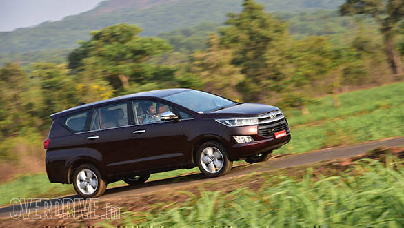 Toyota Innova Crysta receives over 15,000 bookings in India