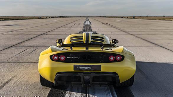 Venom GT Convertible World Record (4)