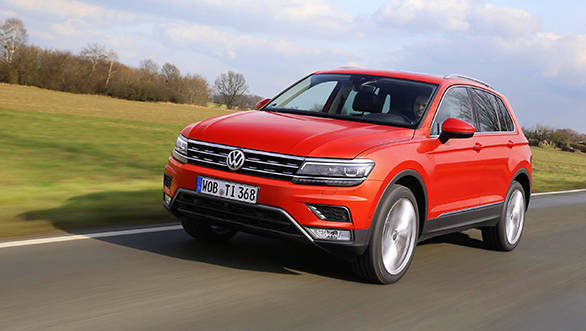 Confirmed: Volkswagen to launch Tiguan in India in first quarter of 2017