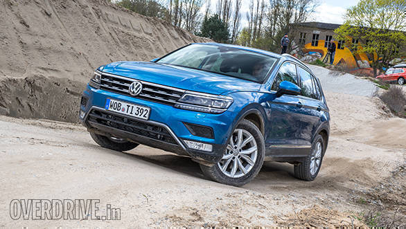 India-bound Volkswagen Tiguan 2.0 TDI first drive review