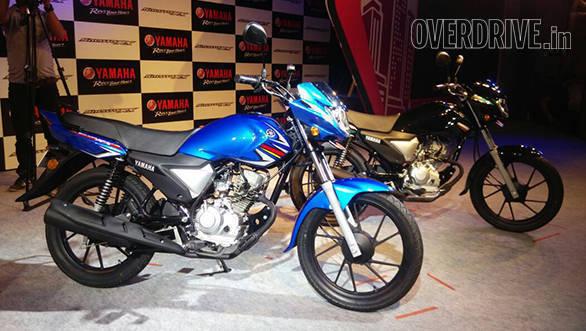 Image gallery: Yamaha Saluto RX