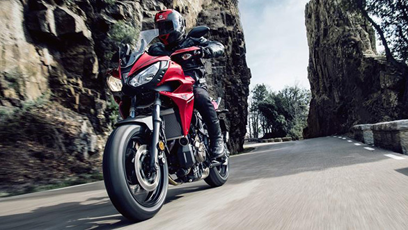 Yamaha Tracer 700 launched in Europe