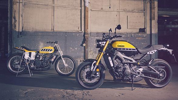 Image gallery: Yamaha XSR900
