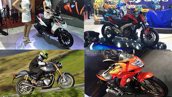 Upcoming new two-wheeler launches in India