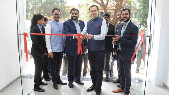 Volkswagen India opens new showroom in Goa