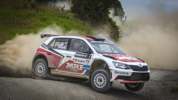 Image gallery: Gaurav Gill and Team MRF Skoda victorious at 2016 APRC Rally Whangarei