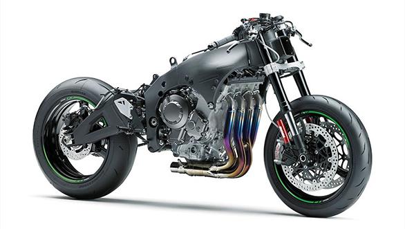 Technology: 2016 Kawasaki Ninja ZX-10R