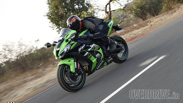 2016 Kawasaki Ninja ZX-10R first ride review