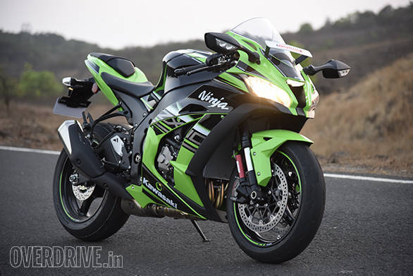 2016 Kawasaki Ninja Zx 10r First Ride Review Overdrive