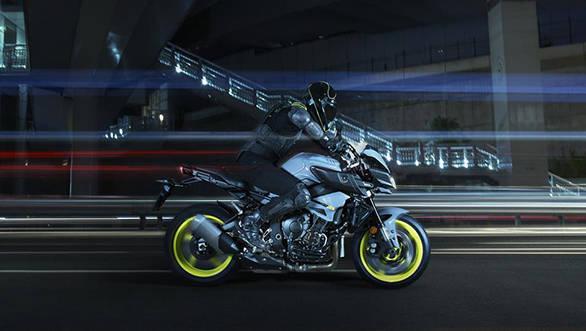 2016 Yamaha MT-10 (8)