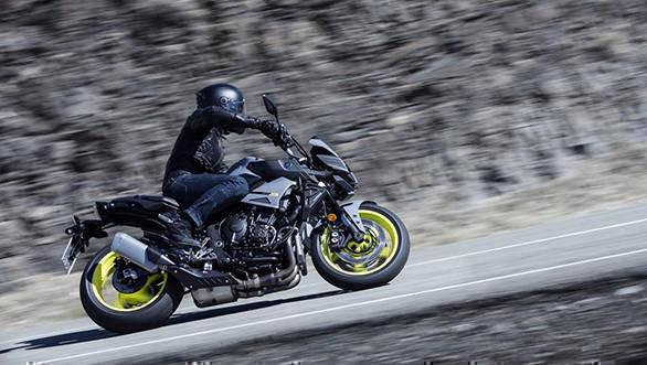 2016 Yamaha MT-10 (9)