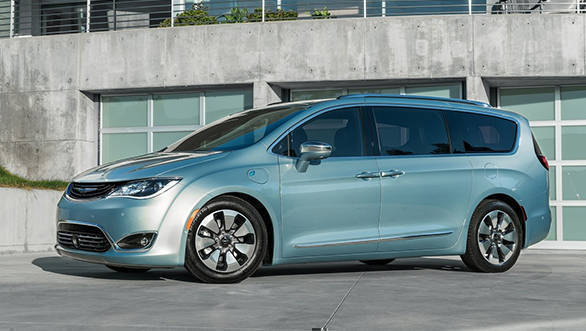2017 Chrysler Pacifica