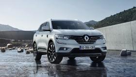 2016 Paris Motor Show: India-bound Renault Koleos makes European debut