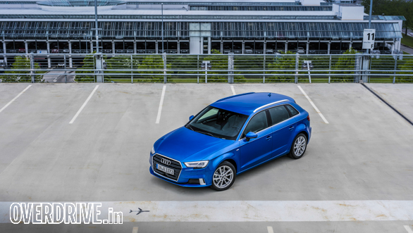 Image gallery: 2016 Audi A3 facelift