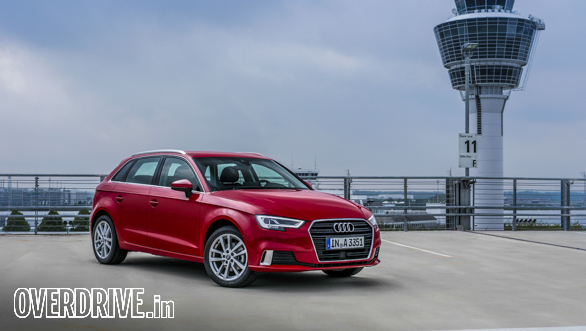 India-bound 2017 Audi A3 2.0 TDI first drive
