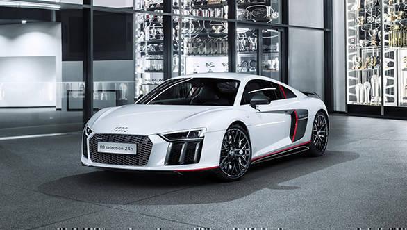 """Audi R8 Coupé V10 plus: """"selection 24h"""