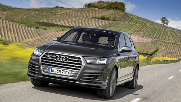 2016 Audi SQ7 first drive review