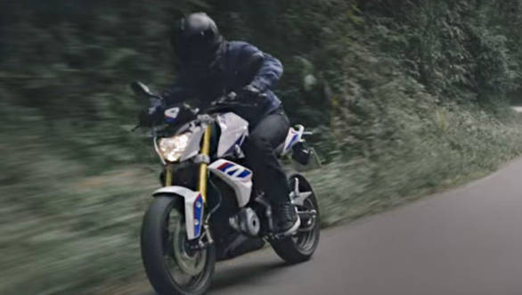BMW Motorrad launches first promotional video for G310R