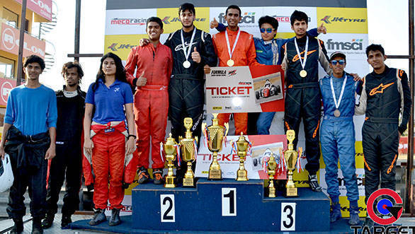 2016 Formula Junior Racing Series: Brayan Perera takes championship title