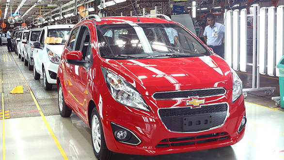 GM India to cease operations in domestic market, will focus only on exports