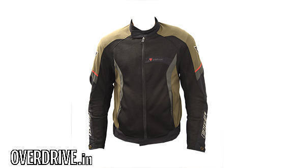 Product review: Dainese Air Crono mesh jacket