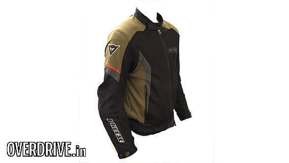 The mesh panels are held together by what Dainese calls Boomerang fabric