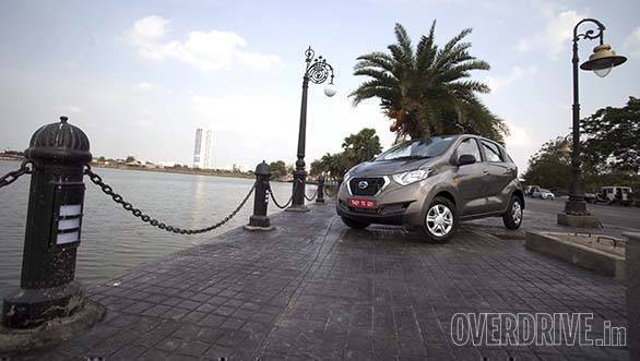 Datsun redi-Go first drive review