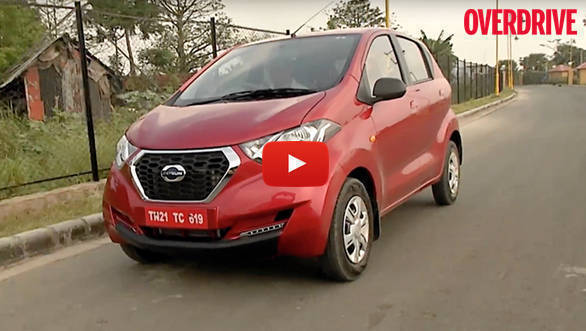 Video: Datsun redi-Go - First Drive Review