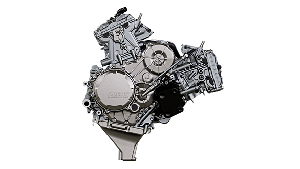 Ducati 959 Panigale engine