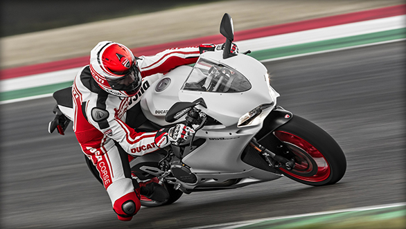 Everything you needed to know about the Ducati Riding Experience