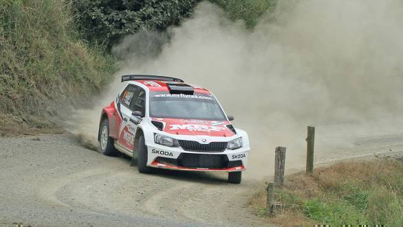APRC 2016: Gaurav Gill victorious at Rally Whangarei