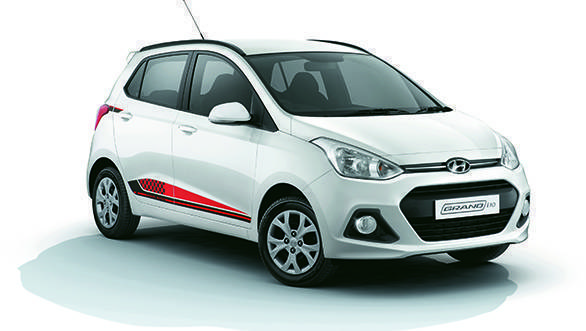 Grand i10 Special Edition (Side)