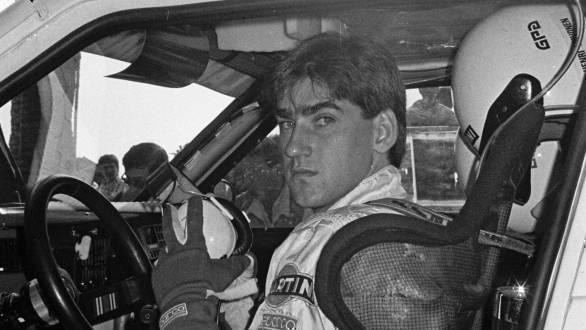 Henri Toivonen the morning of his fatal crash