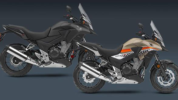 Image gallery: Honda CB500X
