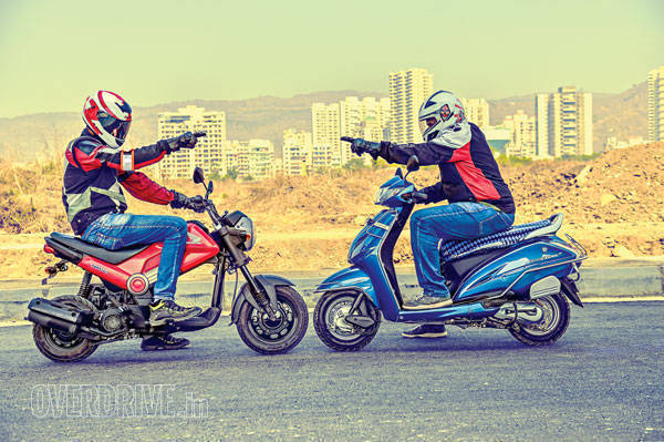 Honda Navi Activa comparo (3)